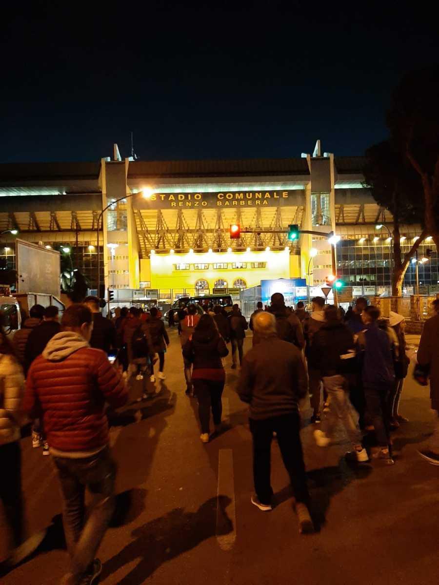 Stadio Palermo Italia