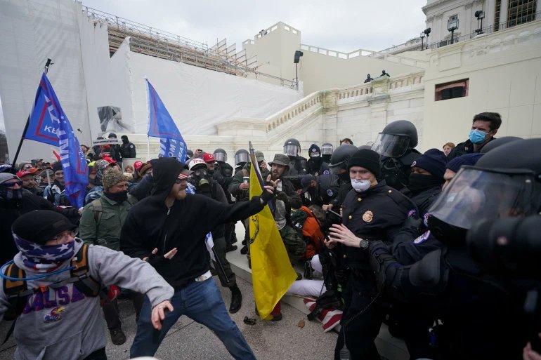 Proteste Capitol Hill