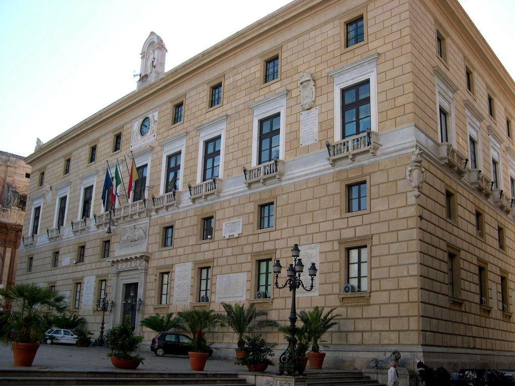 Palazzo delle Aquile - Palermo