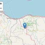Terremoto di magnitudo 3.0 nelle Madonie: la terra ha tremato da Scillato a Petralia