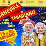 Entra nel vivo il carnevale termitano: tutto pronto per le sfilate del 23 e 25 febbraio
