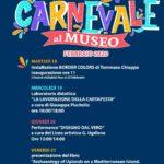 """Carnevale al museo: al via gli eventi al museo civico """"Baldassare Romano"""""""