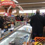 Psicosi da coronavirus: supermercati assaltati anche in Sicilia e a Termini Imerese FOTO