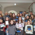 Euroform, tecnologia ed innovazione insieme per la didattica: consegnati Ipad agli studenti