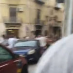 Termini Imerese: rissa in piazza Bagni