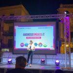 Elezioni Termini Imerese: in diretta da piazza Duomo comizio candidato sindaco Anna Amoroso