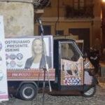 Elezioni: in diretta da piazza Sant'Anna comizio del candidato sindaco Anna Amoroso