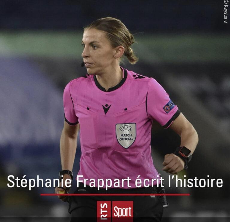 Juve-Dinamo Kiev: arbitra per la prima volta una donna in Champions League