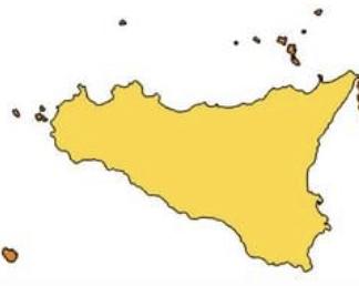 Covid: meno contagi, 11 comuni siciliani tornano in zona gialla