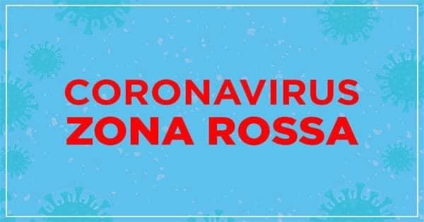 zona rossa coronavirus