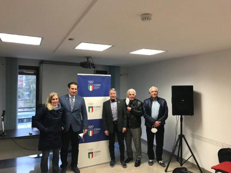 L'ex mezzofondista, Antonio Selvaggio, confermato presidente della sezione di Palermo dell'associazione Atleti Azzurri d'Italia