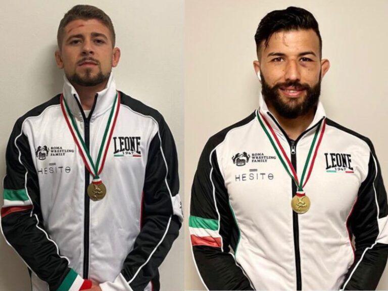 Dalla Sicilia a Roma la fiamma di tre giovani campioni