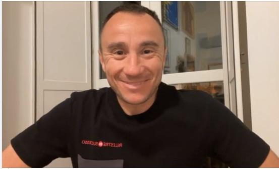Covid e palestre chiuse: l'appello del termitano Alessandro Madonia VIDEO