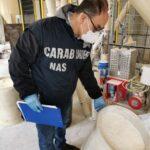 Carabinieri Nas: chiuso un molino, denunciato il proprietario