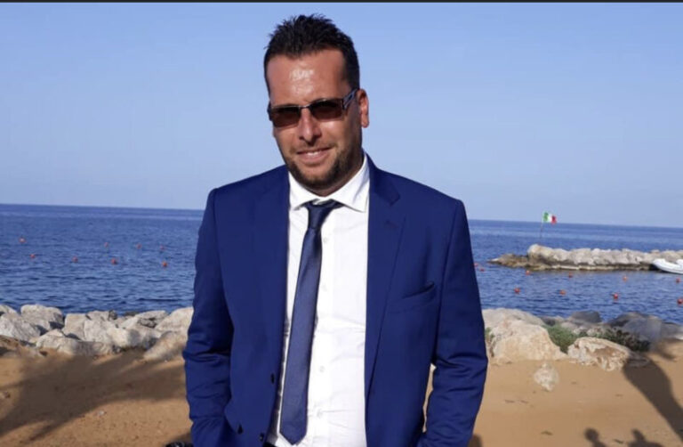 Lutto a Cerda: scomparso prematuramente Domenico Chiappone, il cordoglio del sindaco