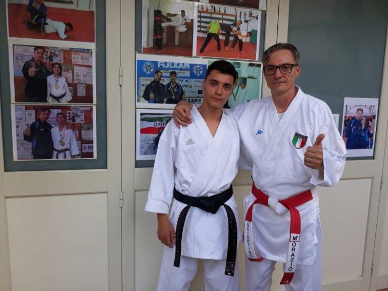 Karate: Sciortino conquista il pass per le nazionali