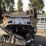 Incidente sulla A19 tra Trabia e Termini Imerese: il video di Himera Live