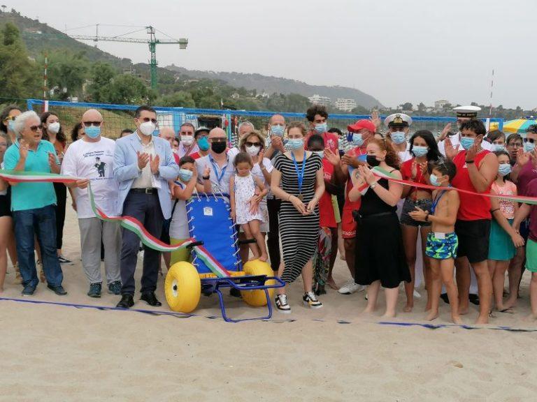 Cefalù: attività sportive e di inclusione sociale sul lungomare per i più fragili