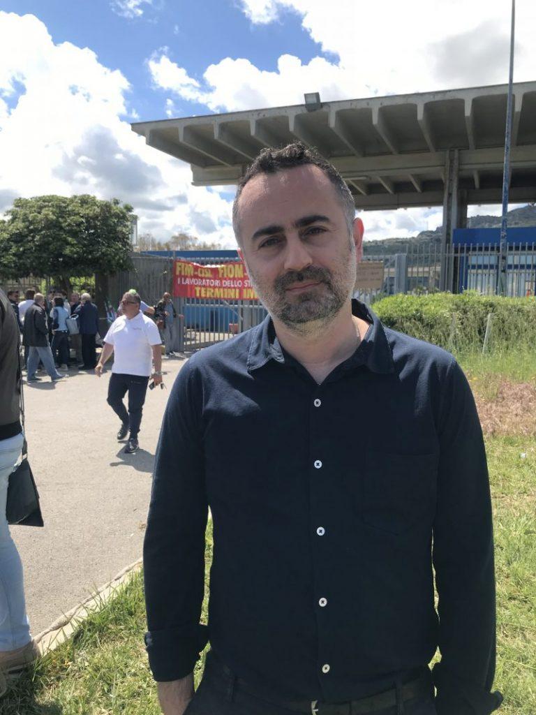 Ex Fiat: il segretario nazionale della Fiom Michele De Palma incontrerà gli operai davanti ai cancelli della fabbrica