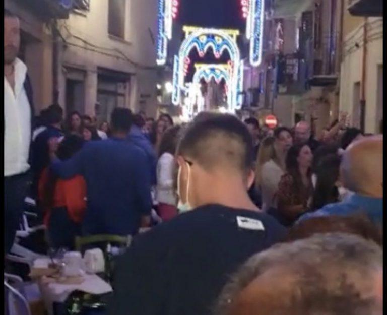 Italia campione d'Europa: la festa a San Mauro Castelverde VIDEO