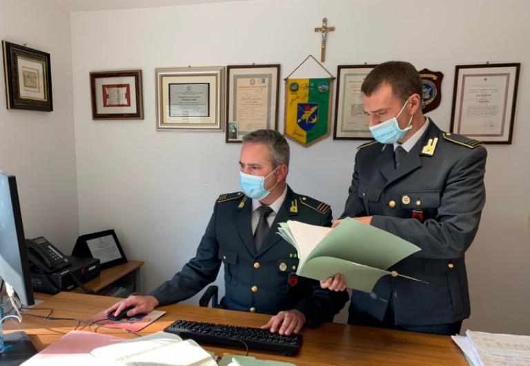 Illeciti contro il reddito di cittadinanza in provincia di Palermo: la guardia di finanza individua sette indebiti percettori