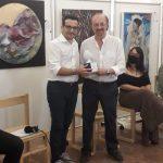"""Nicolò Governali è il vincitore della quinta edizione di """"Castelbuono un cuore d'artista"""" FOTO"""