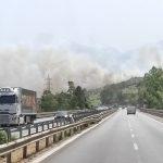 Vasto incendio a Termini Imerese: paura in contrada Serra-Cortevecchia FOTO E VIDEO