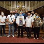 Termini Imerese: il quartiere Beato Agostino Novello, si riunisce in preghiera nella chiesa madre