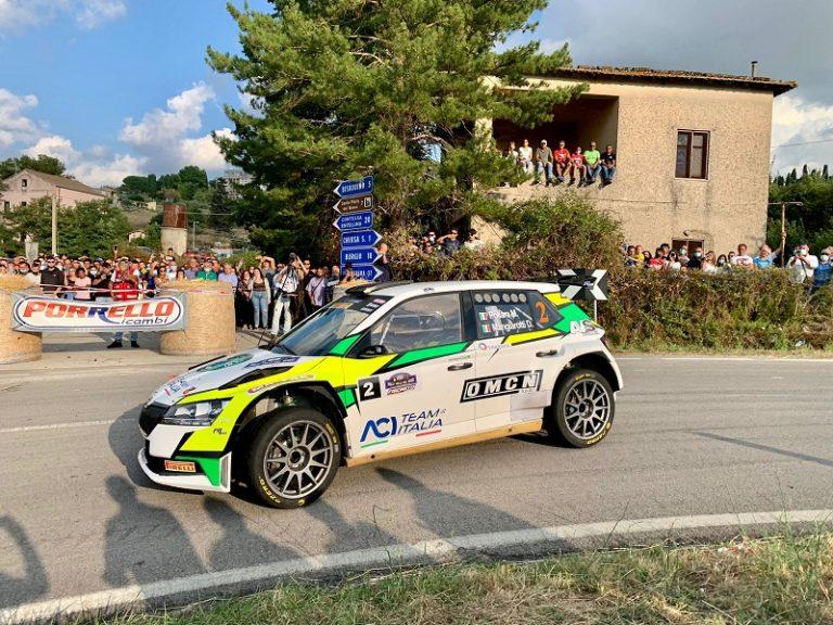 Automobilismo: Marco Pollara e Daniele Mangiarotti vincono il 14° Rally Valle del Sosio