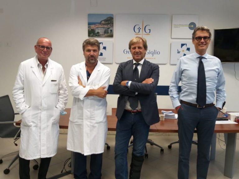 Emanuele Sesti neo responsabile del pronto soccorso dell'ospedale Giglio di Cefalù