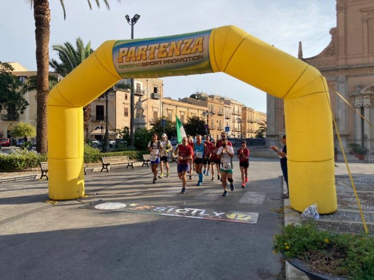 Sicily Ultra Tour a Termini Imerese l'ottava tappa
