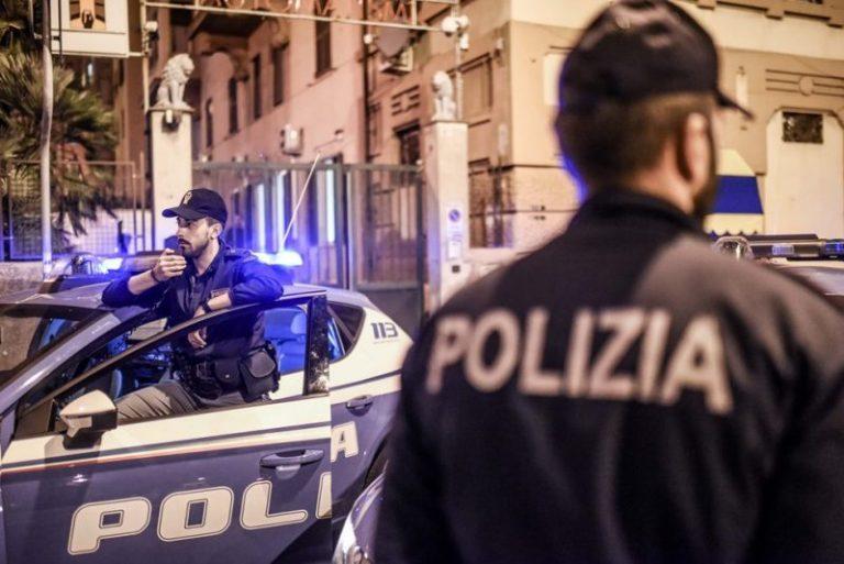 Provincia di Palermo: polizia arresta autore di una rapina ai danni di un'anziana