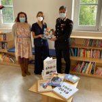 I carabinieri donano libri alle biblioteche per ragazzi FOTO