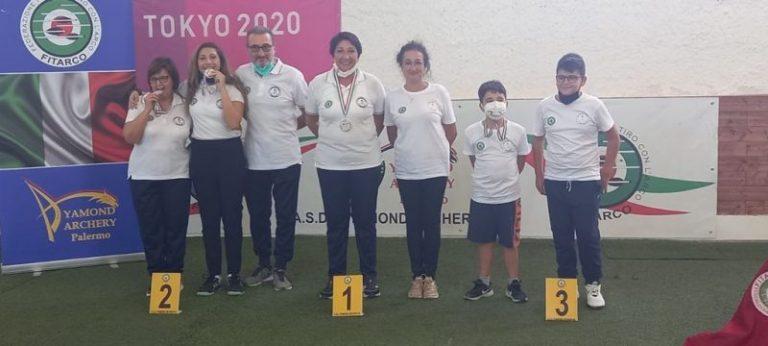 Asd Polisportiva Olimpia sul podio alla prima gara interregionale a Trapani FOTO