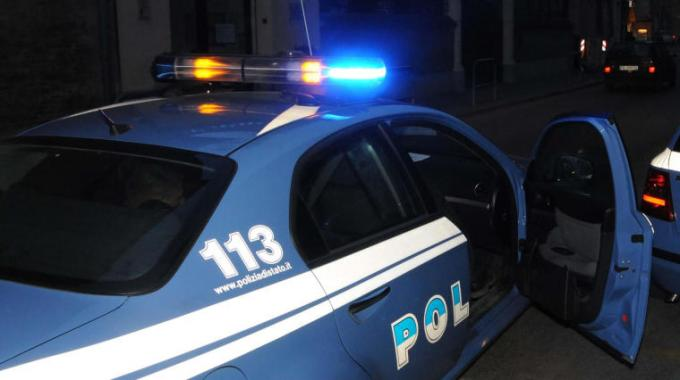 Polizia arresta quattro palermitani con precedenti, per tentato furto aggravato
