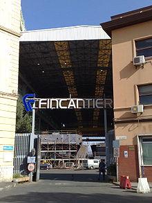 In arrivo una nave intera da costruire al Cantiere Navale di Palermo