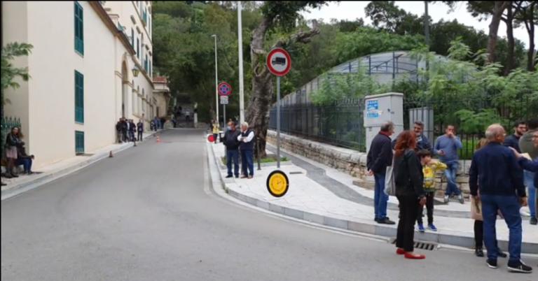 Termini Imerese: partenza targa Florio storica VIDEO LIVE